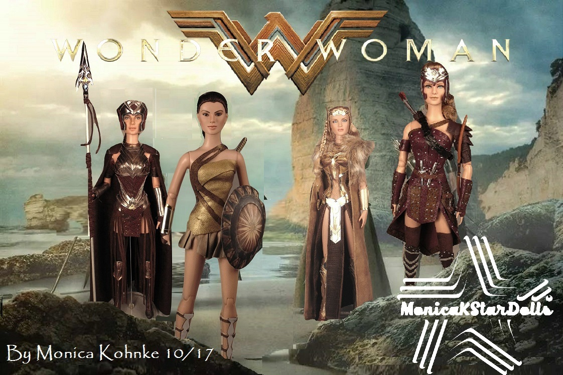 Amazons of Themyscira