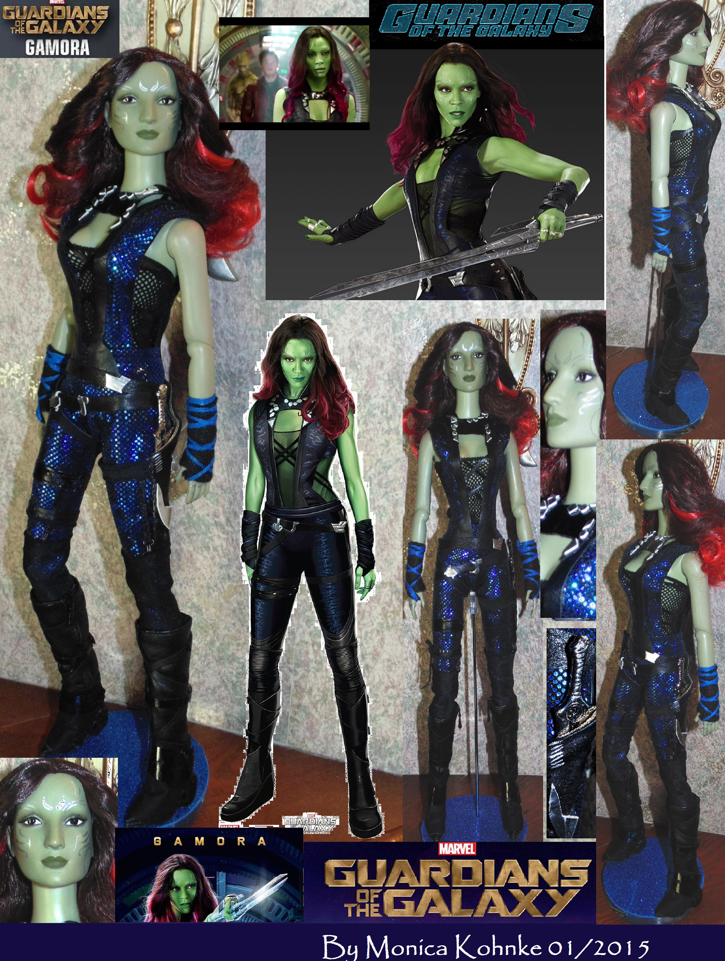 Gamora, Guardians of the Galaxy