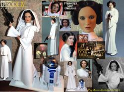 Princess Leia (Dress by Sisen)