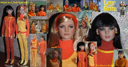 Penny & Judy Robinson Lost in Space