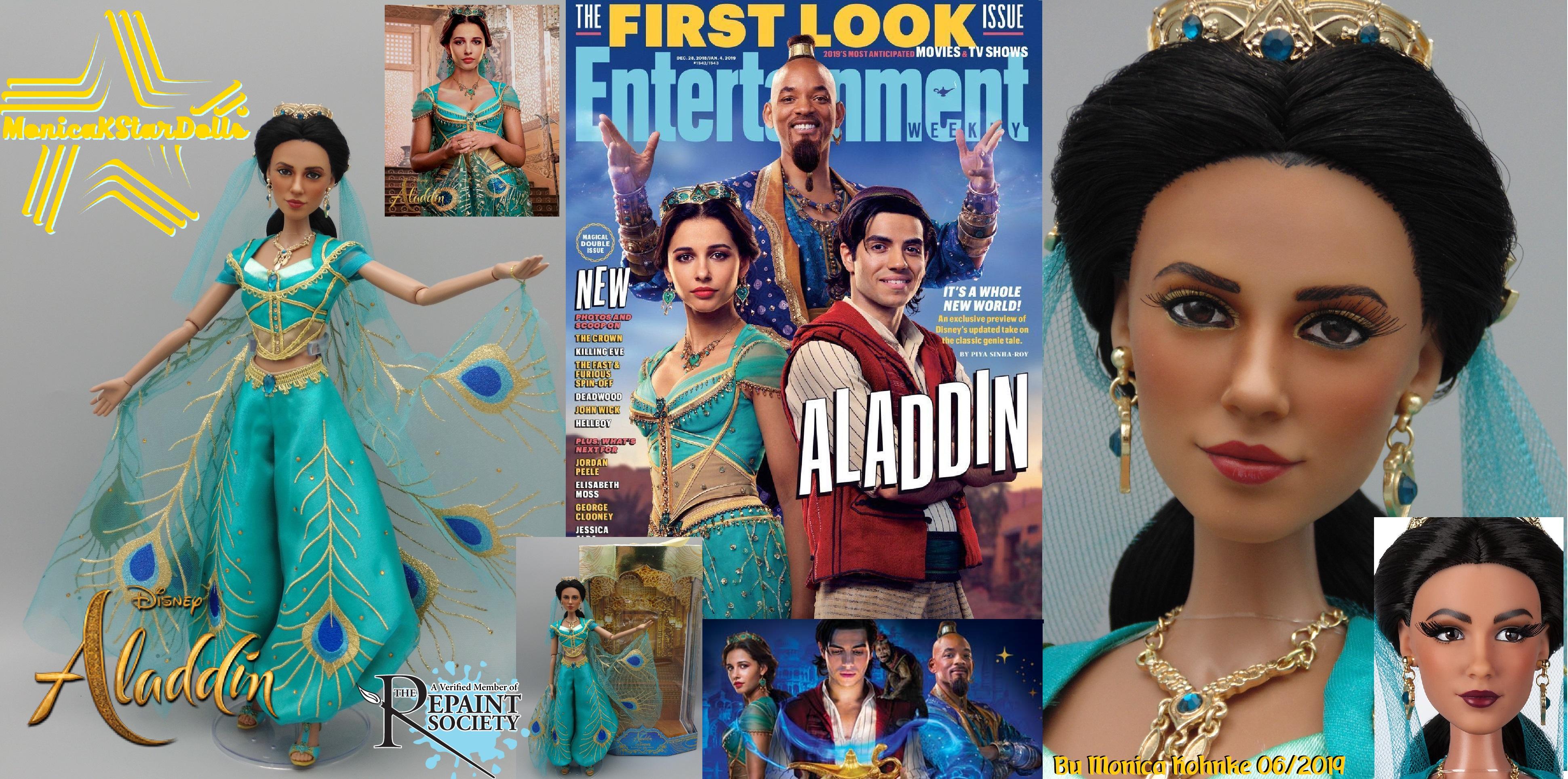 Princess Jasmine 2019