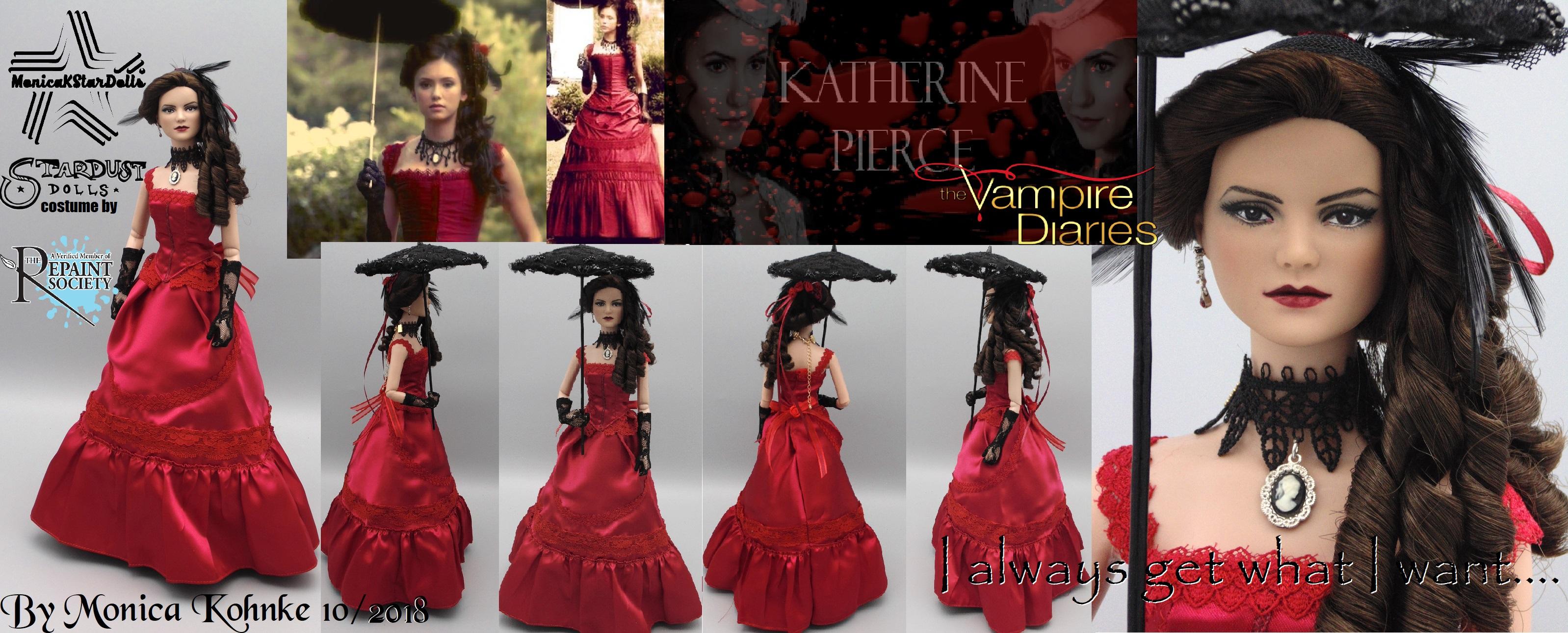Katherine Pierce TVD
