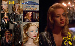 Seven of Nine the Killing Game