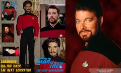 Lt. C Riker