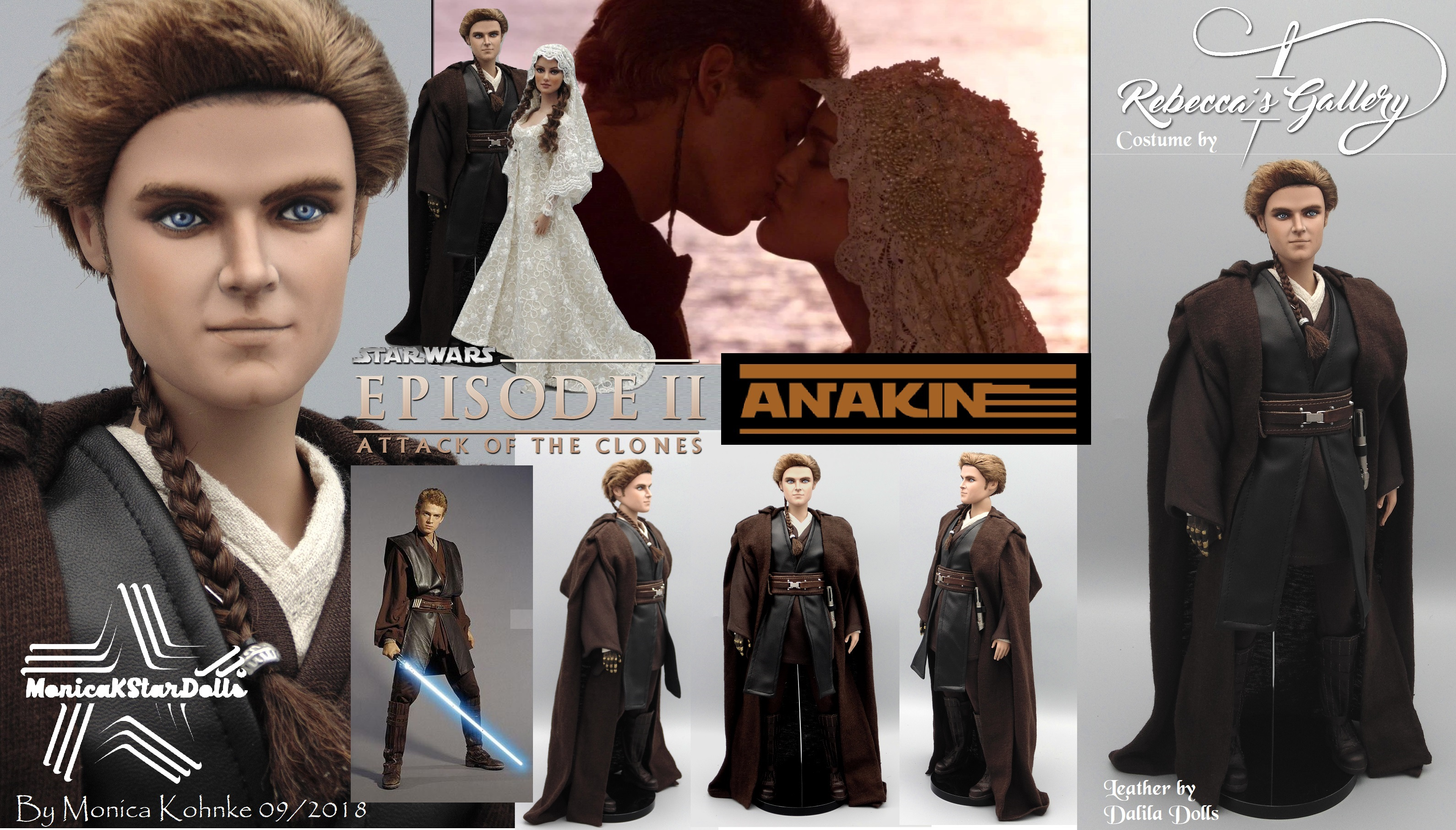 Anakin, Wedding Day