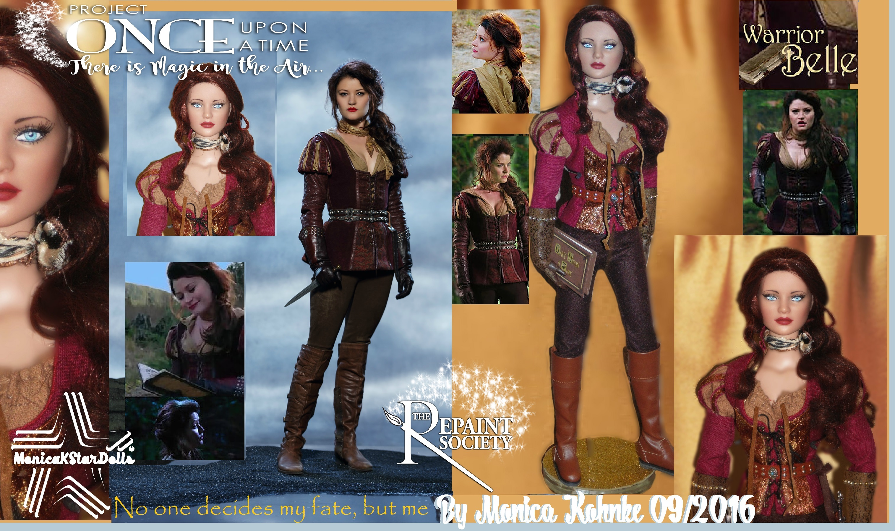 Once Upon A Time Belle