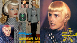 Commander Sela