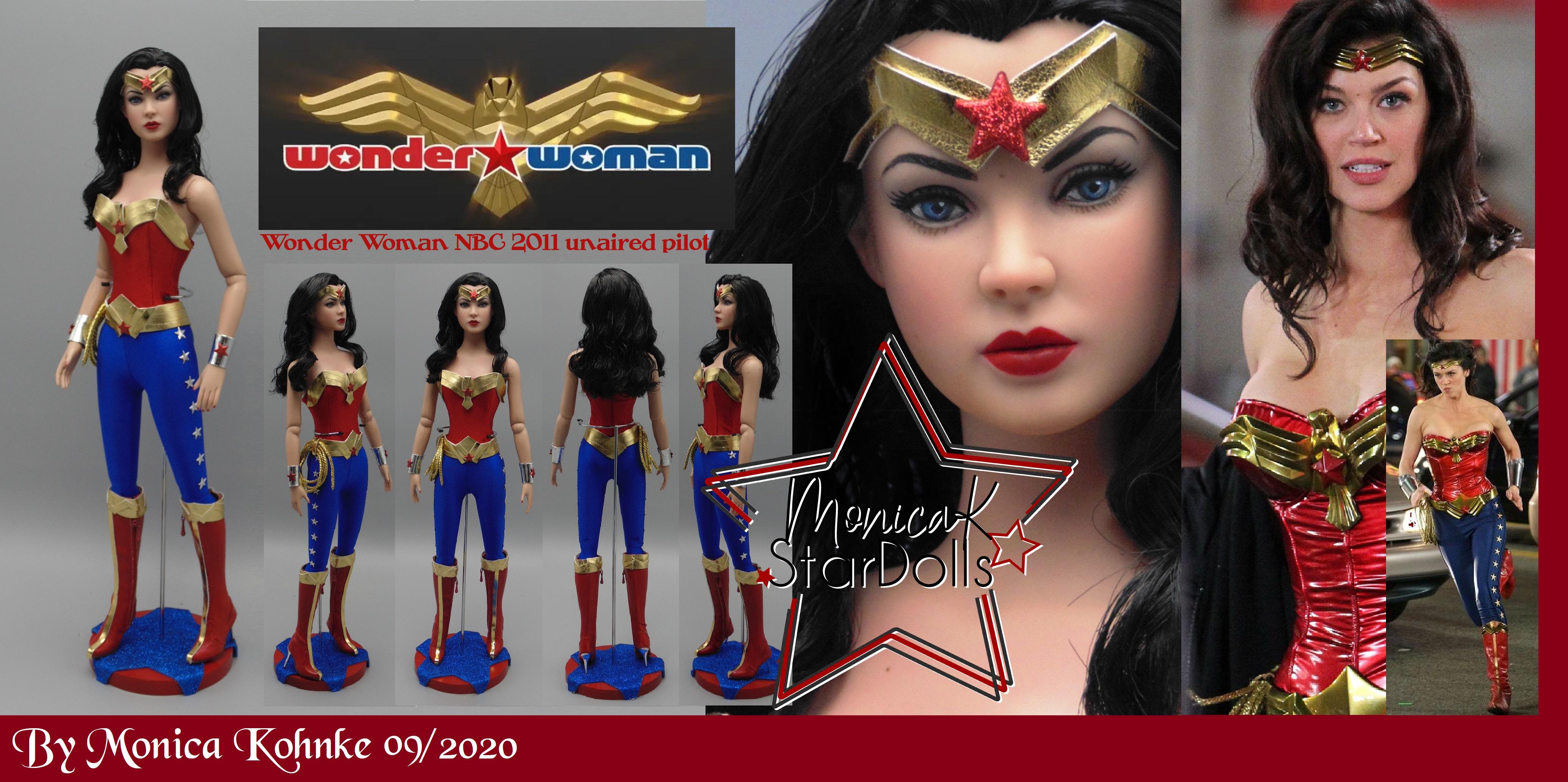 Wonder Woman 2011 Pilot