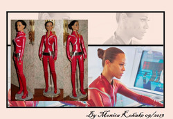 Uhura in to the Darkness