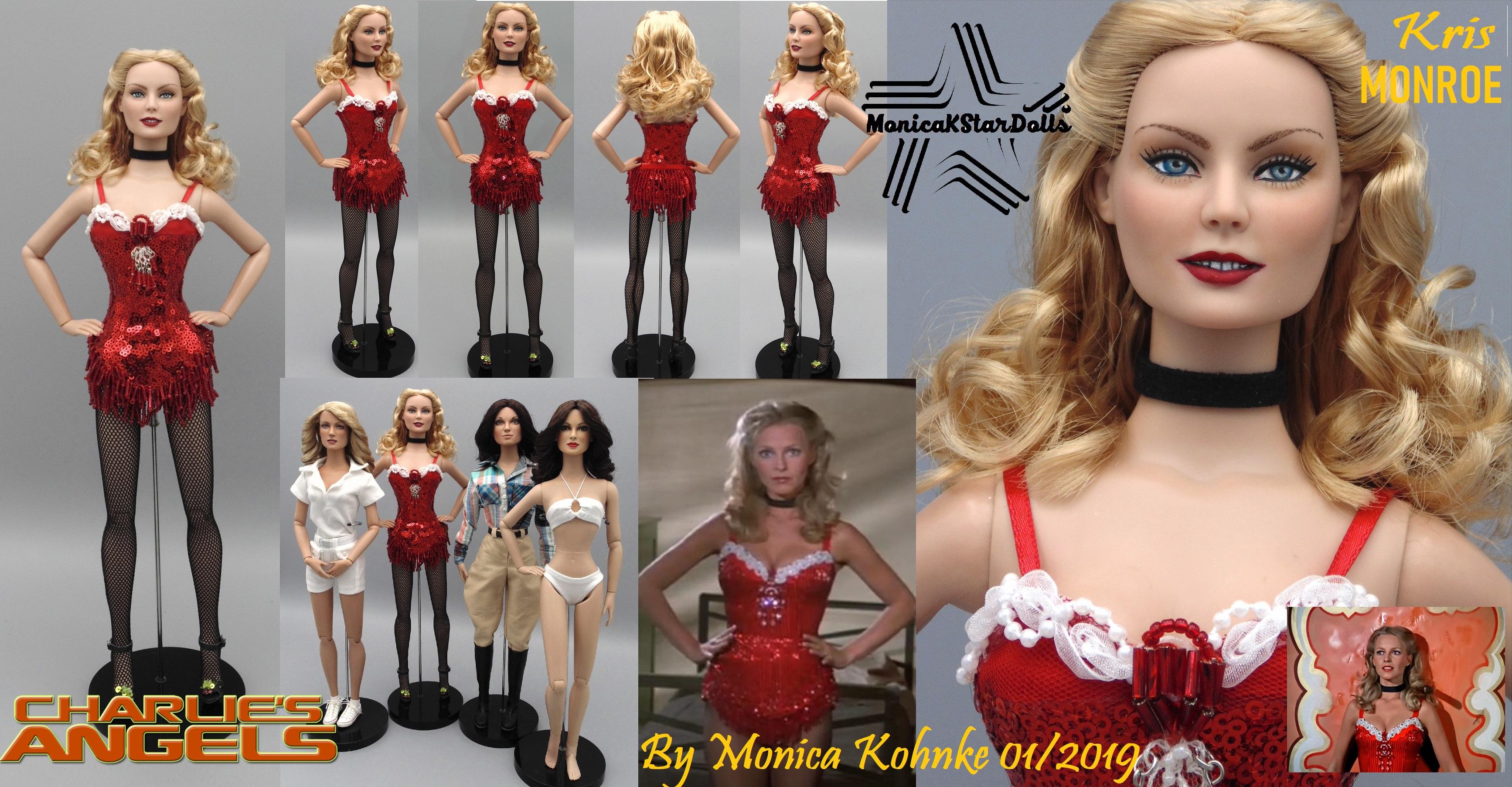Kris Monroe Charlie's Angels