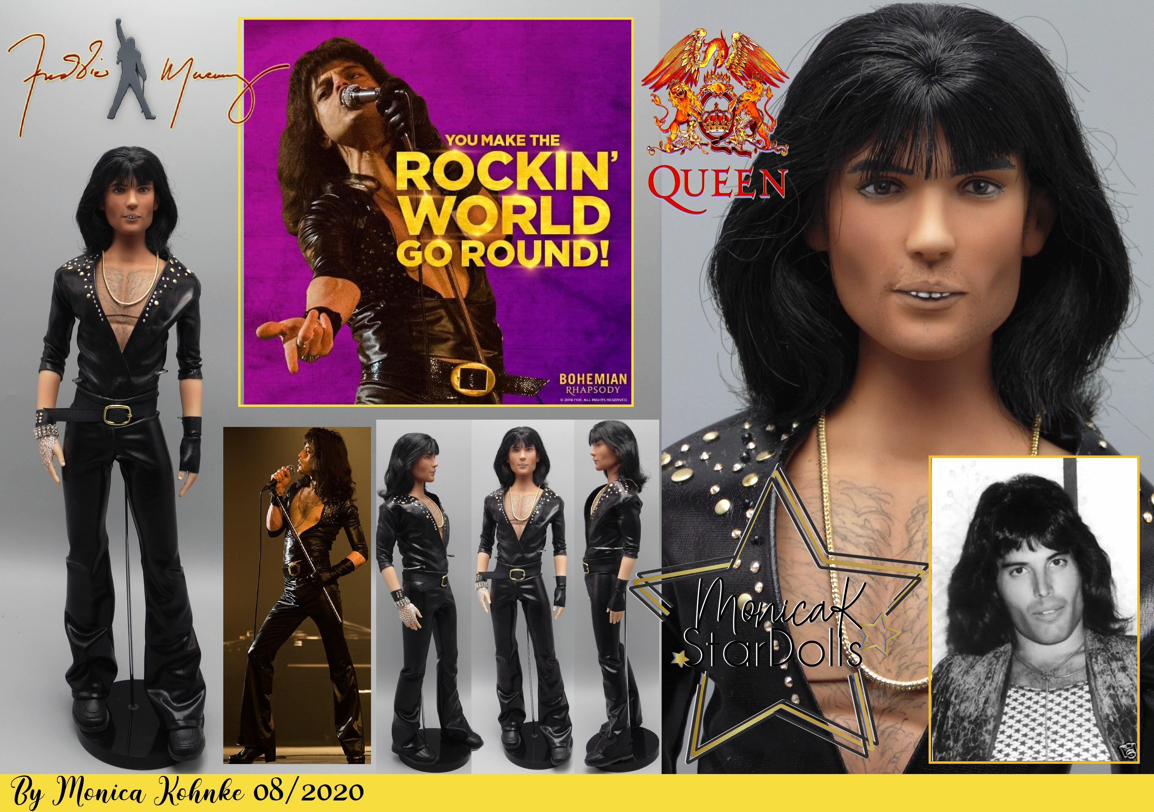 Young Freddie Mercury