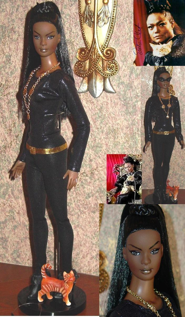 Catwoman Eartha Kit
