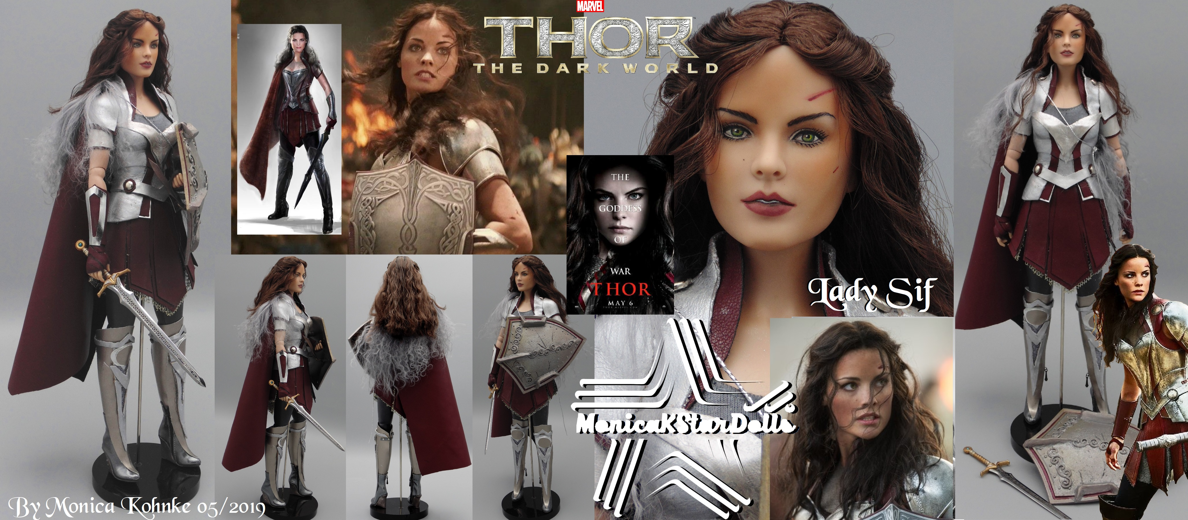 Lady Sif Thor Dark World