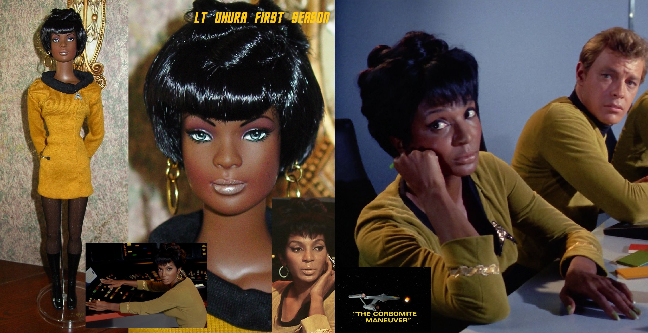 Lt. Uhura Season 1