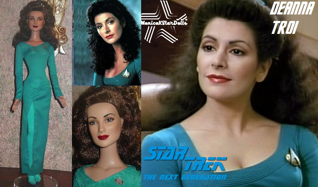 Councelor Deanna Troi