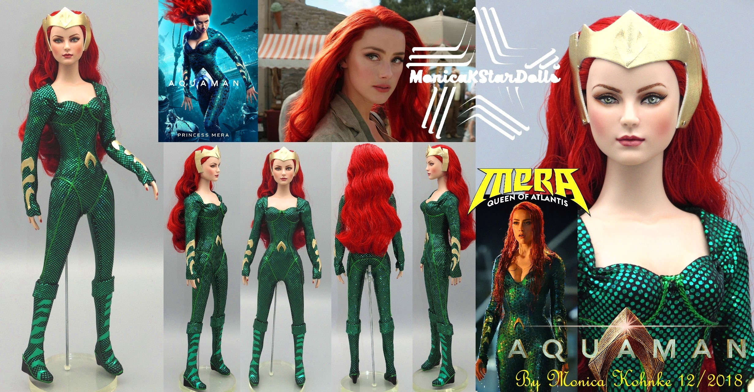 Mera, Princess of Atlantis