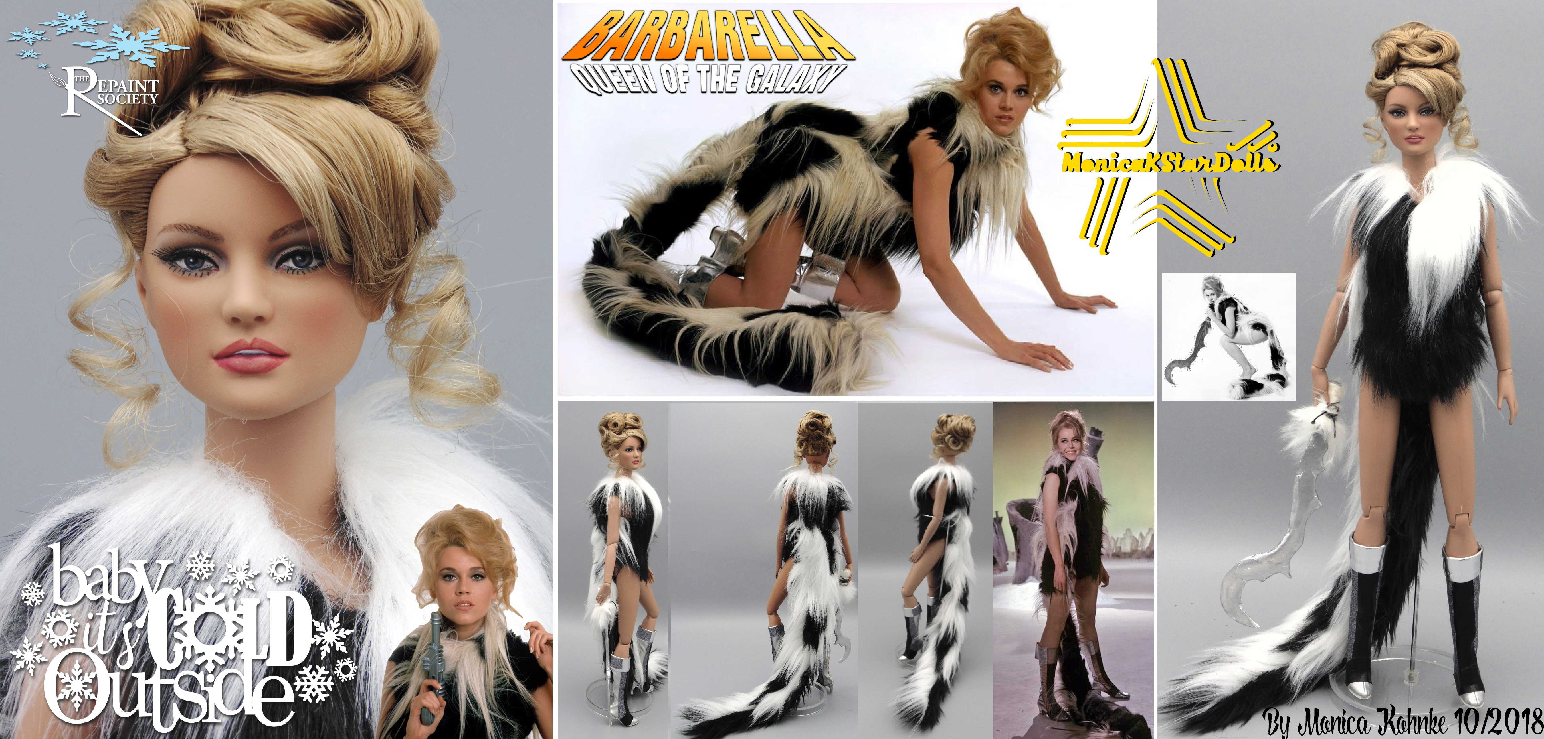 Barbarella Queen of the Galaxy