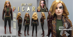 7of9 Star Trek Picard