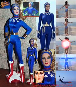Wonder Woman 77 Scuba Suit