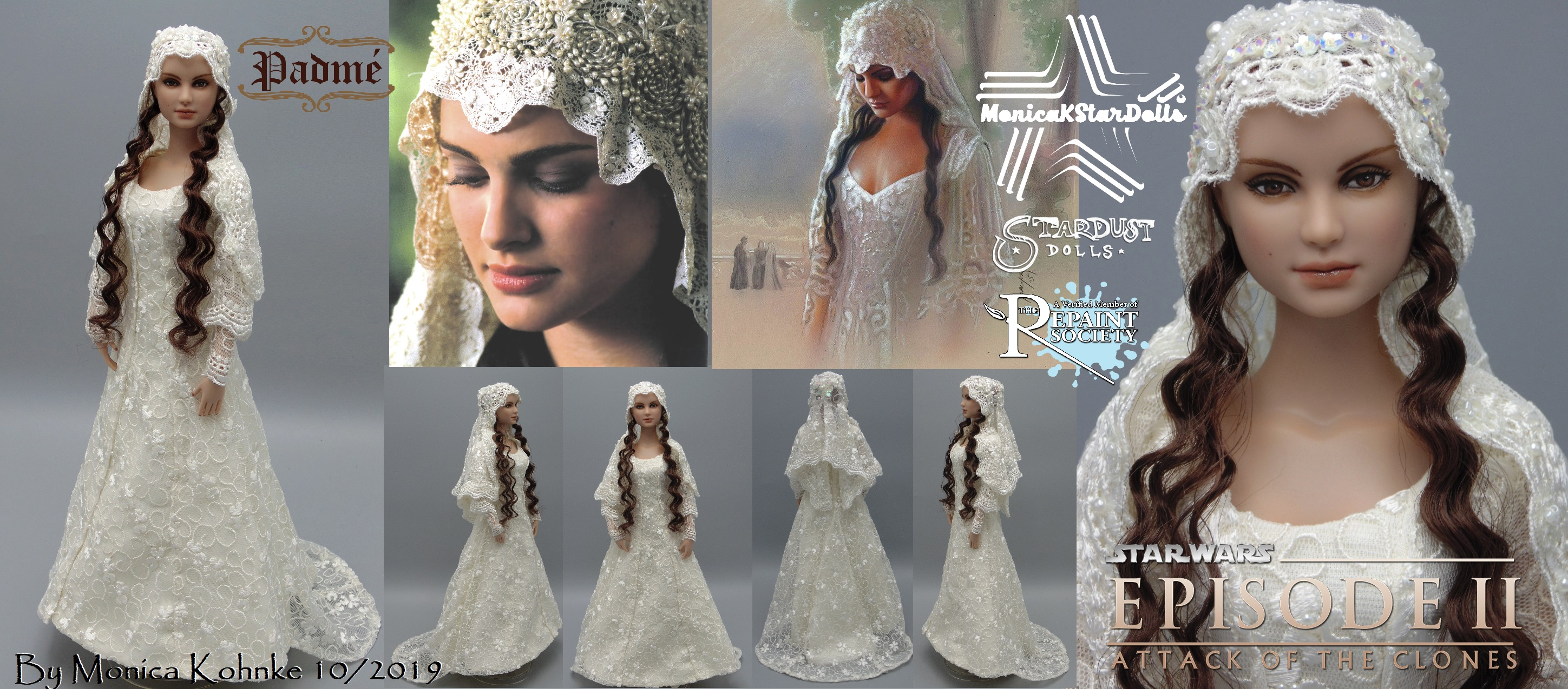 Padme Amidala Wedding Day
