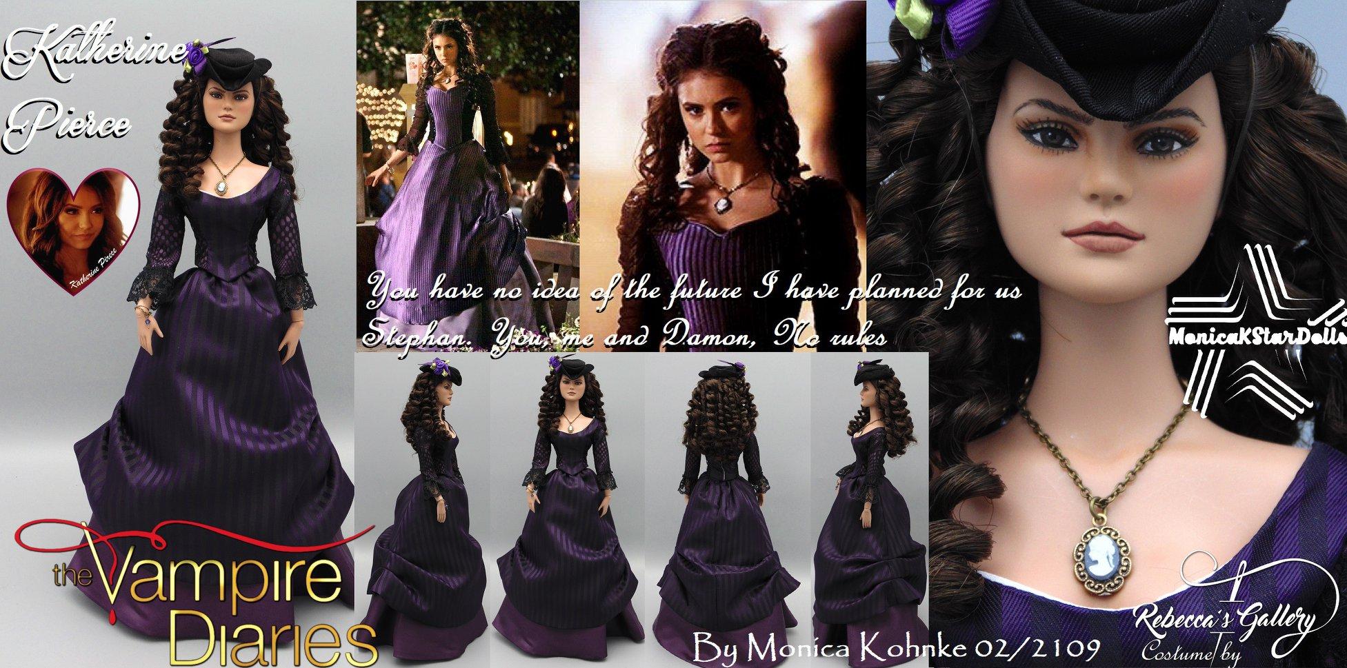 Katerine Pierce Vampire Diaries