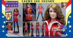 Cathy Lee Crosby Wonder Woman
