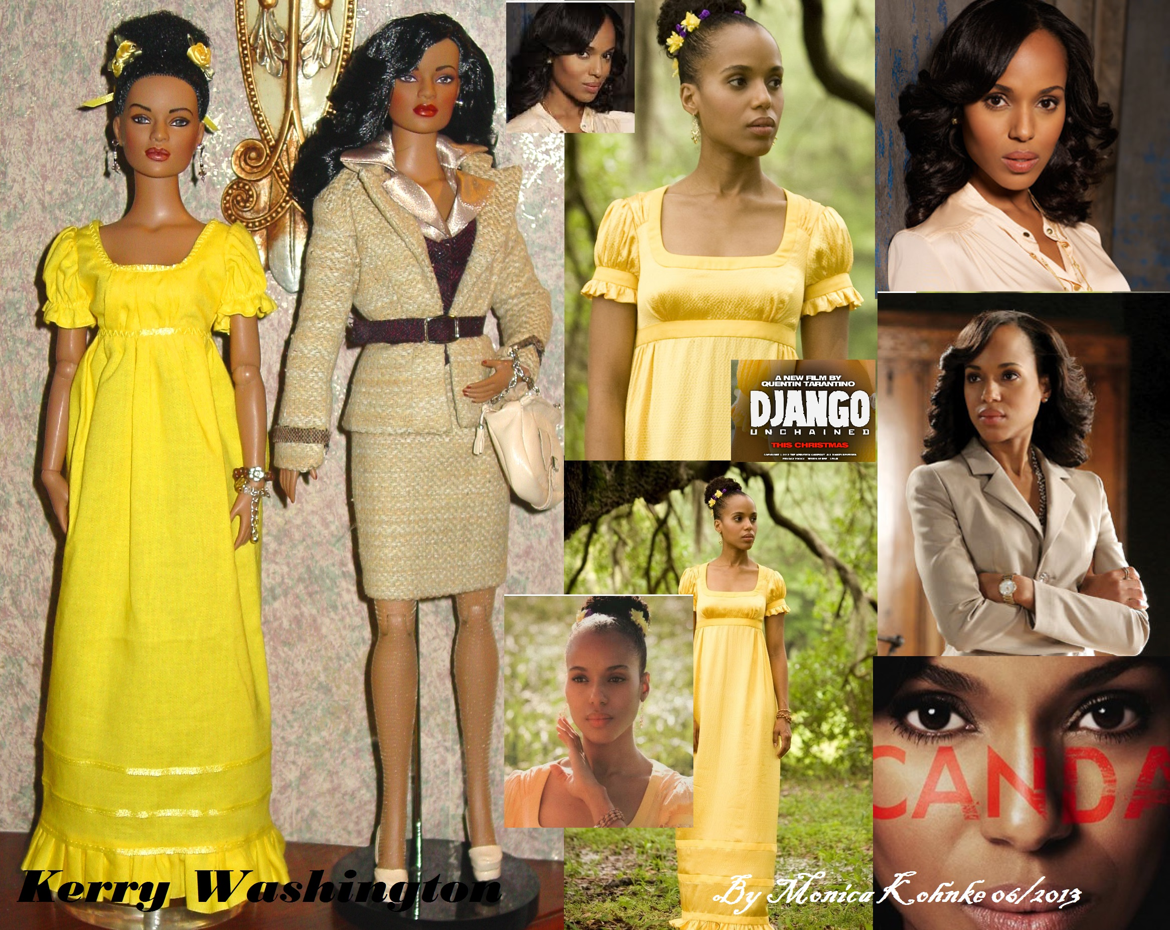 Kerry Washington Scandal and Django