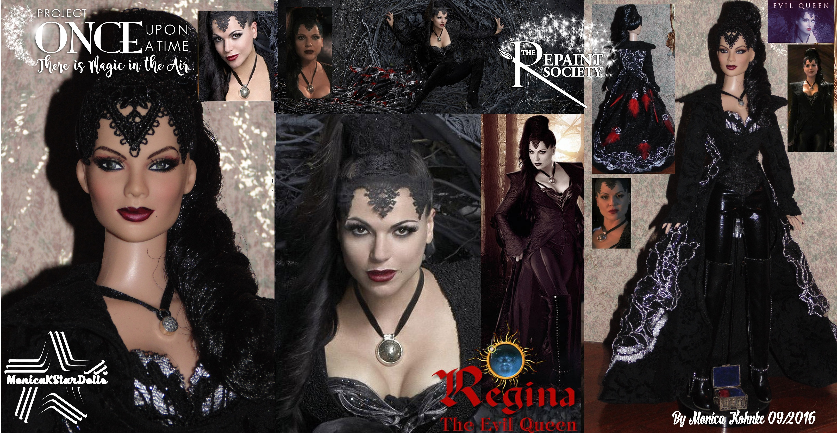 Once Upon A Time Evil Queen