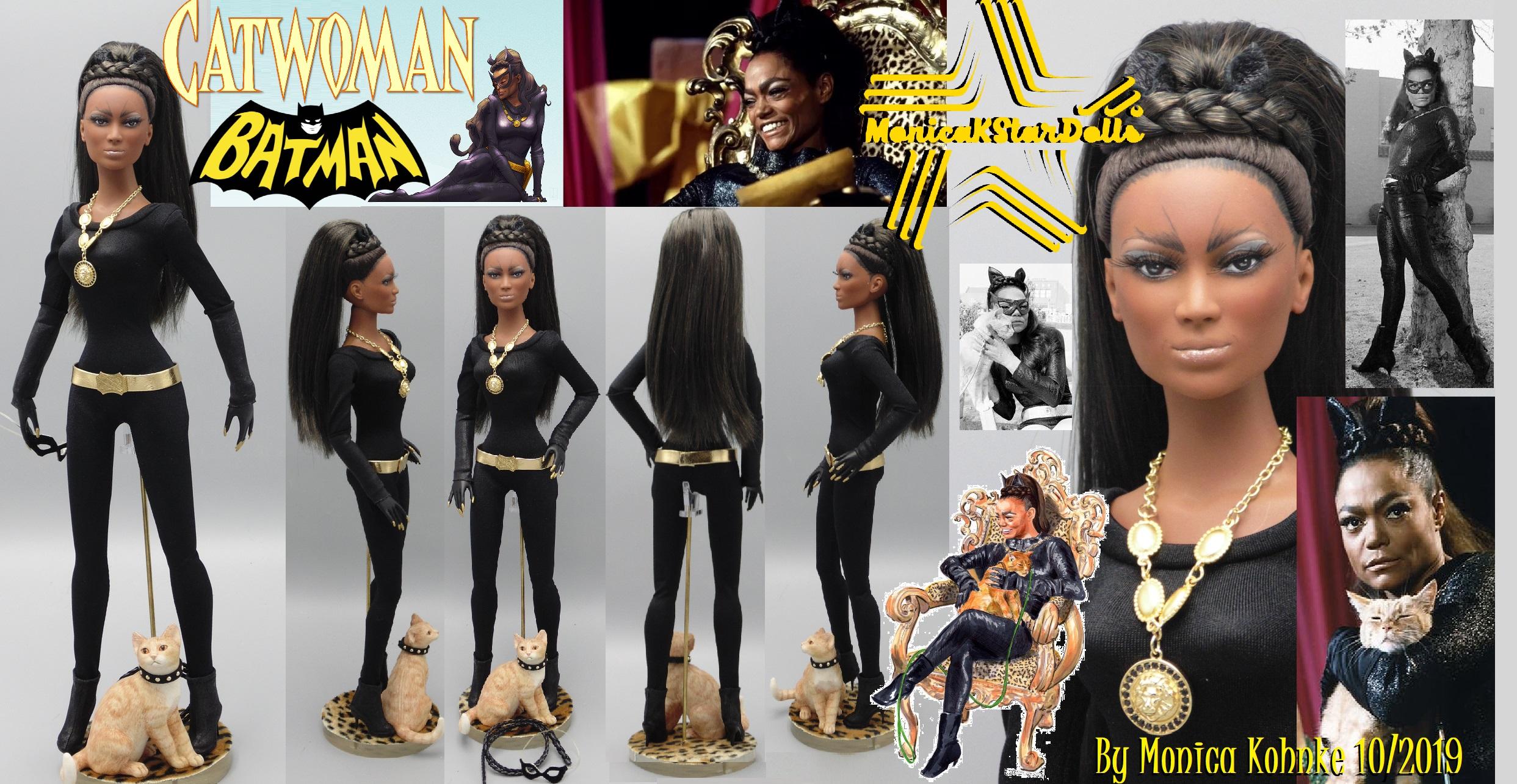 Eartha Kitt Catwoman 1968