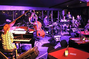 Sophie Min Band at Brisbane Jazz Club