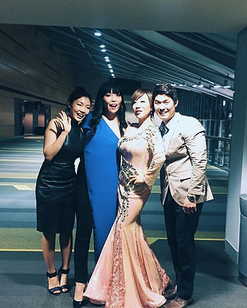 With Dami Im and Sumi.jpg