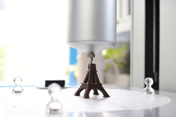 Eiffle Tower by FoodBot