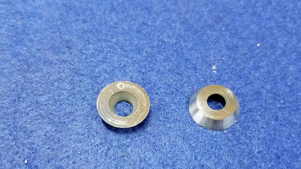 12mm Round Finisher Carbide Insert