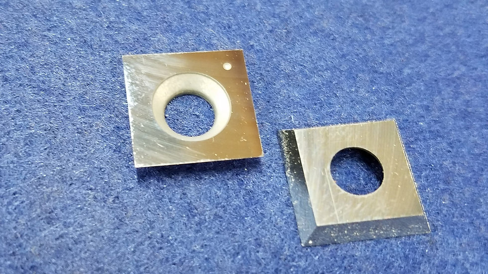 15mm Square Roughing Insert