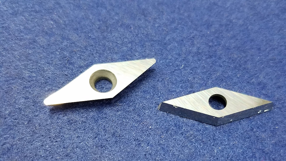 Diamond Detailer Carbide Turning Insert