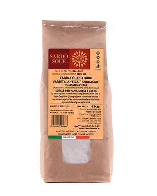Farina di grano duro Khorasan