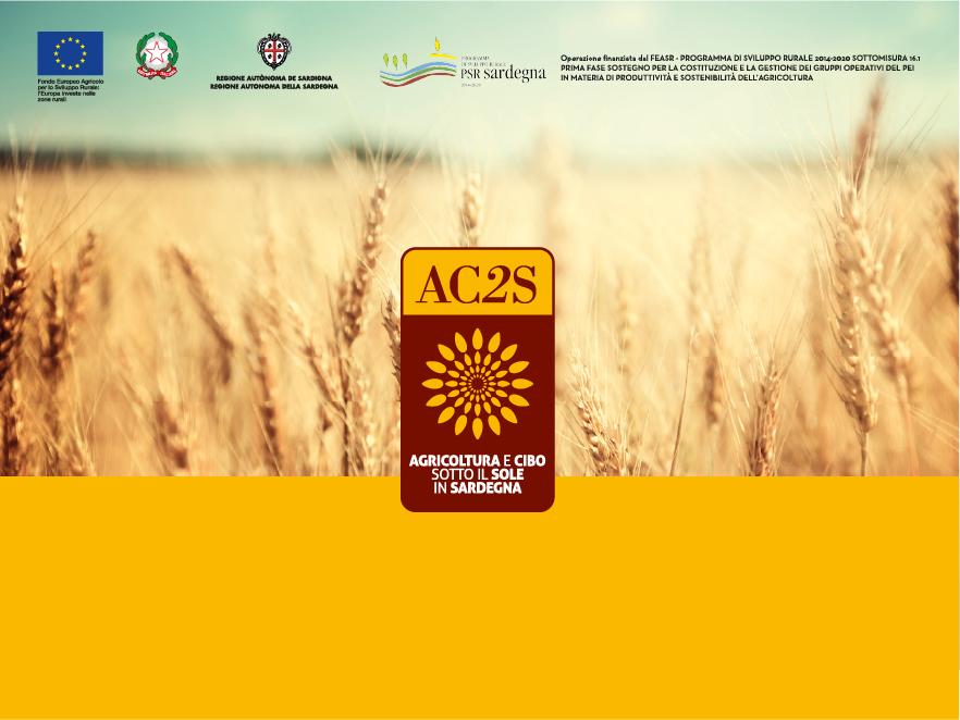 AC2S Agricoltura e cibo sotto il sole della Sardegna