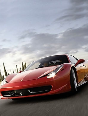 Ferrari 458 on David C Treichel's Website