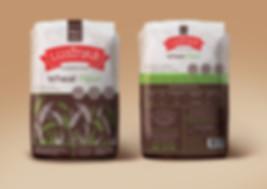 Дизайн упаковки для муки