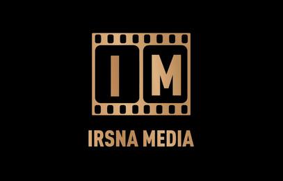 Стильный логотип кинокомпании