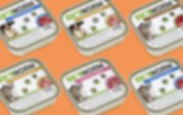 Дизайн упаковки влажных кормов для собак и кошек