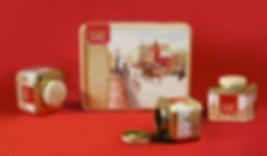 Дизайн упаковки чая Hilltop