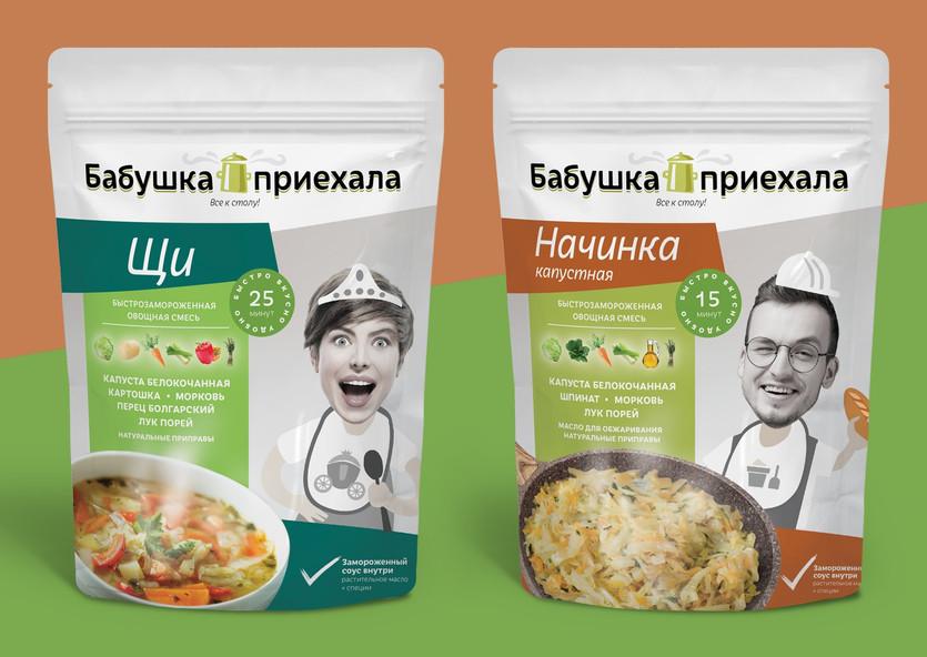 Современный дизайн упаковки