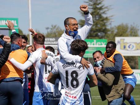 El CF Talavera arranca el camino hacia el premio gordo