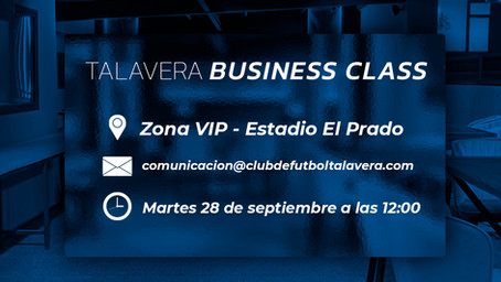 El 'Talavera Business Club' se pone en marcha