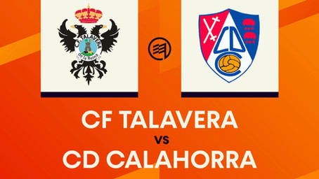 PREVIA JORNADA 4: C.F. TALAVERA - C.D. CALAHORRA