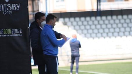 Pedro Díaz, nuevo entrenador del C.F. Talavera B.