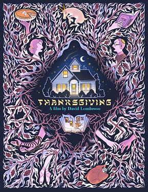 Thanksgiving Film Movie Poster