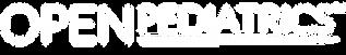 OPENPediatrics Logo