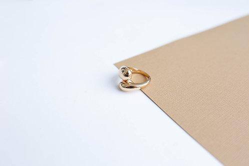 Кольцо MALTA / цвет- золото